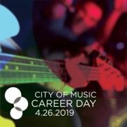 City of Music Career Day logo