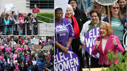 Photos from the #StoptheBans Rally at Seattle City Hall