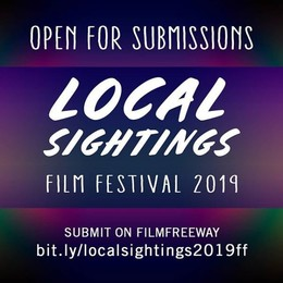 Local Sightings Film Festival open for submissions