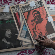 issues of the Black Panther newspaper