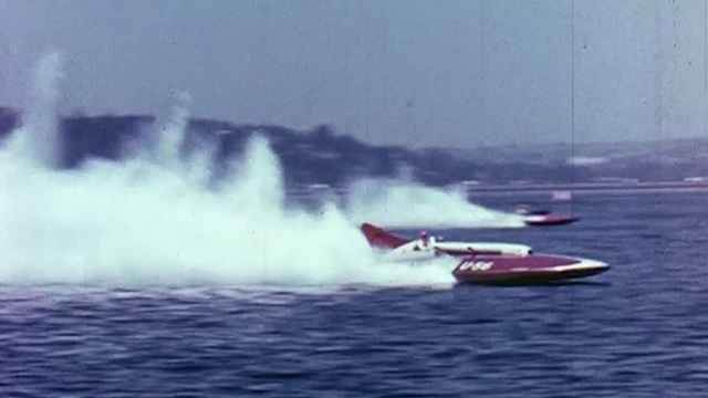 Seattle Seafair from 1960s