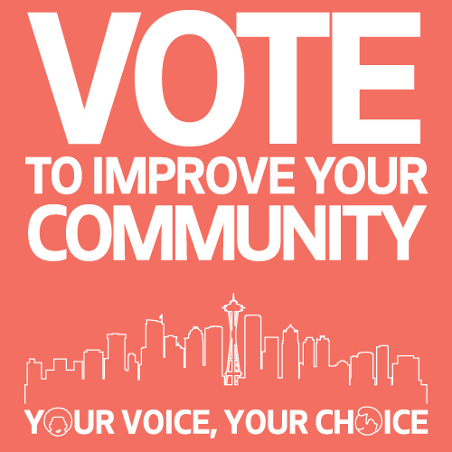 Your Voice Your Choice logo