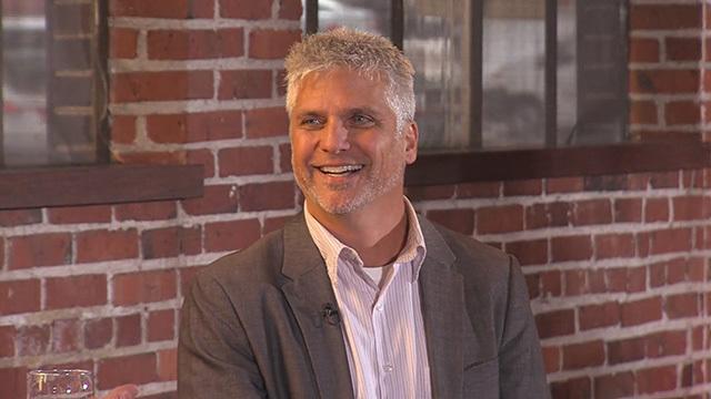 Seattle author Garth Stein