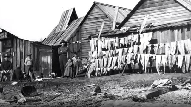 Native Americans in Ballard's Salmon Bay area