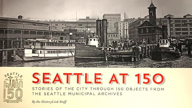 Seattle's 150th birthday
