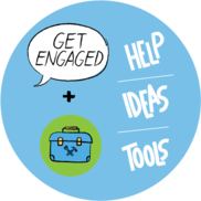 logo for Get Engaged Toolbox