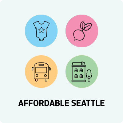 logo for Affordable Seattle