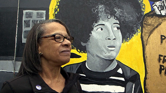 Women in the Seattle Black Panther Party