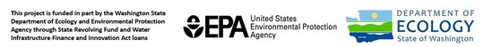 Washington State Department of Ecology and Environmental Protection Agency logos