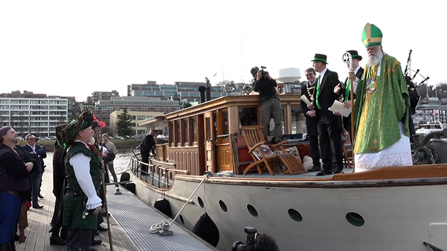 St. Patrick's Day celebrations in Seattle