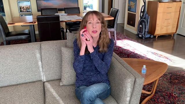 Nancy Guppy of Art Zone