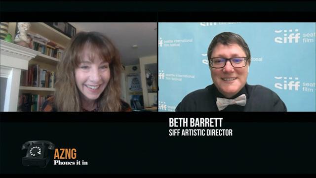 Art Zone interview with Beth Barrett