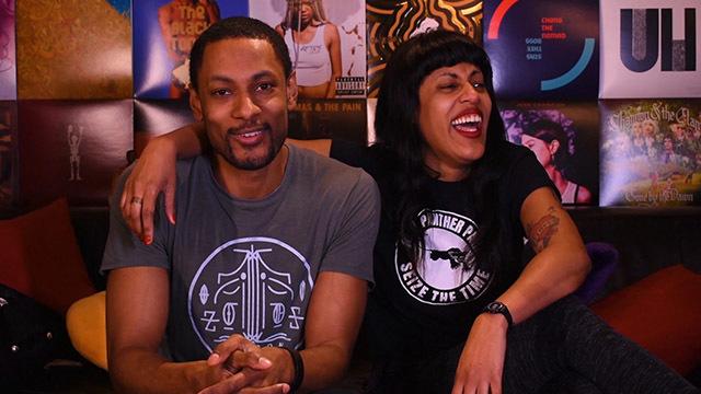 Video Bebop with Eva and Cedric Walker