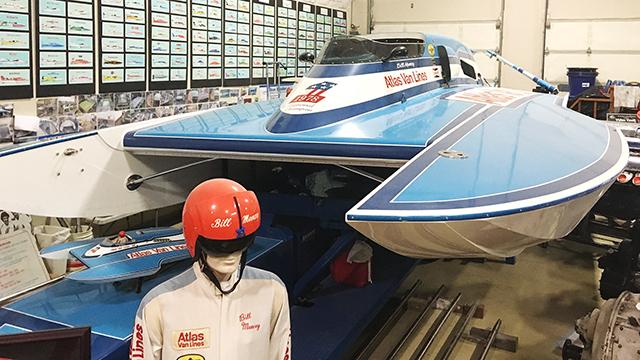 Hydroplane & Raceboat Museum