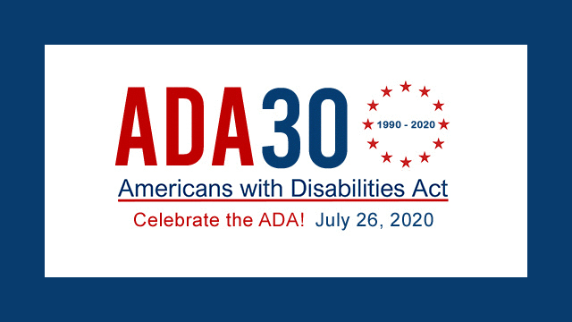 Celebrate #ADA30