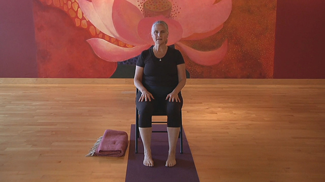 Chair Yoga on AgeWise TV