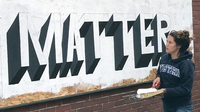 Murals in Seattle
