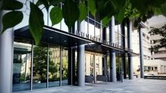 Seattle Municipal Court entrance