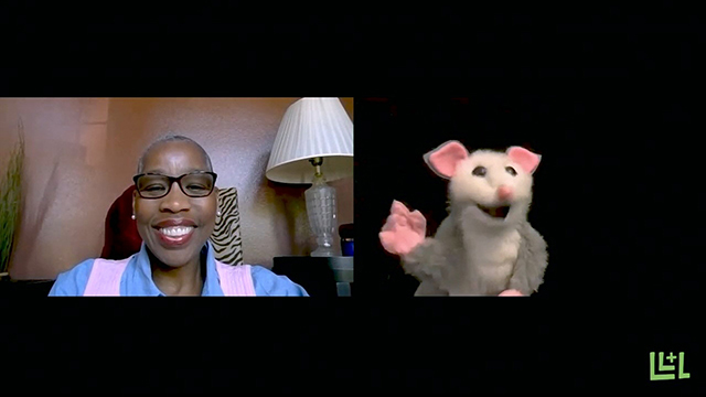 Auntie Lena and Possum talk about loneliness