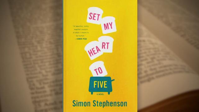"Simon Stephenson about his new novel ""Set My Heart to Five."""