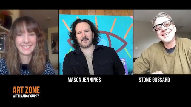 Mason Jennings and Stone Gossard