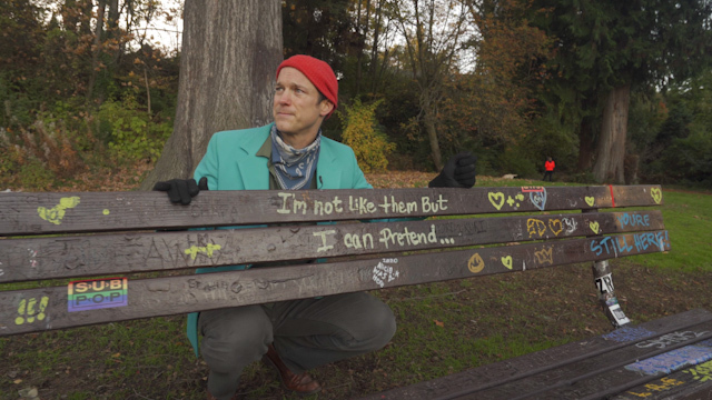 Jed Dunkerley and the Hills of Madrona