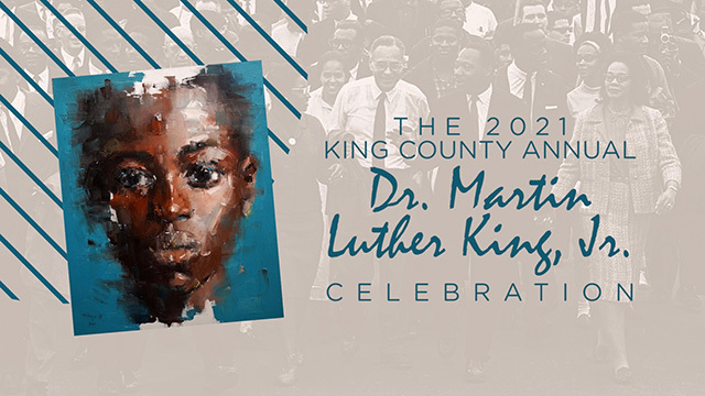 King County's MLK Day event