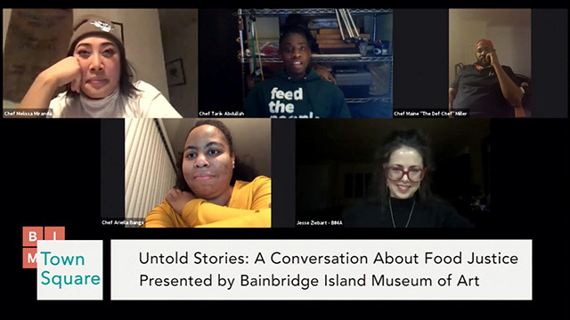 Town Square: Untold Stories - A Conversation About Food Justice