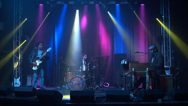 Delvon Lamarr Organ Trio performs at Nectar Lounge