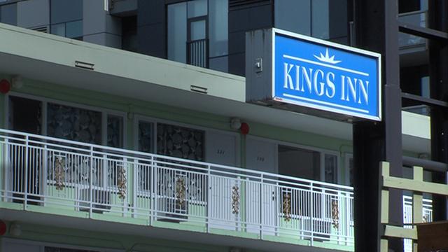 Kings Inn homeless shelter
