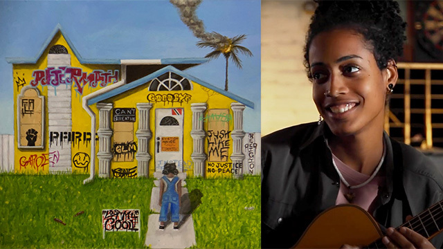"""Payge Turner & her new album """"Home"""""""