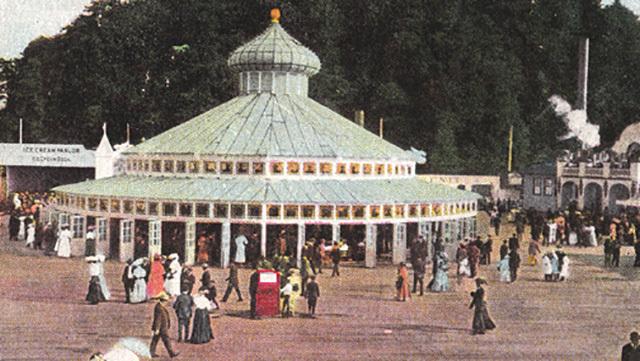 Luna Park in Alki