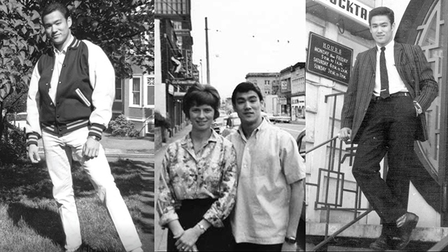 Bruce Lee in Seattle over the years