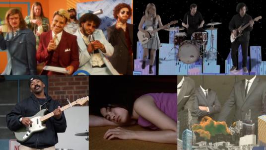 Video Bebop features 5 PNW music videos