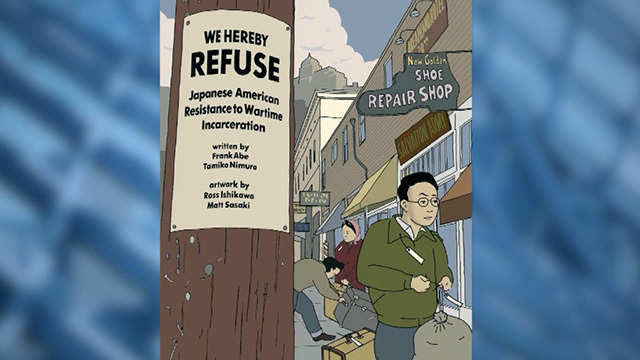 """Panel discussion about """"We Hereby Refuse"""""""