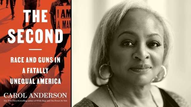 """Dr. Carol Anderson discusses her book """"The Second"""""""