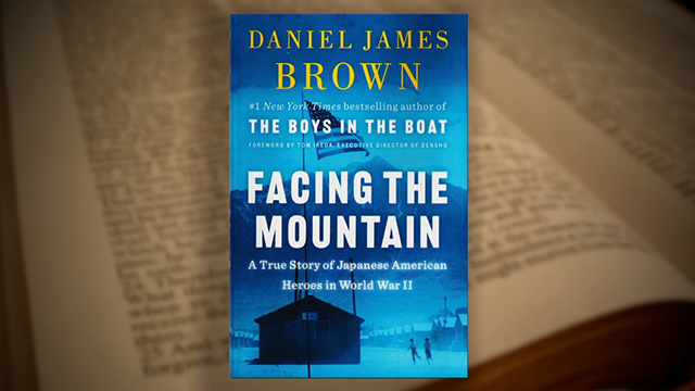 Book Lust with Nancy Pearl featuring Daniel James Brown