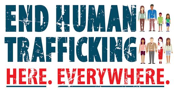 Anti-human trafficking