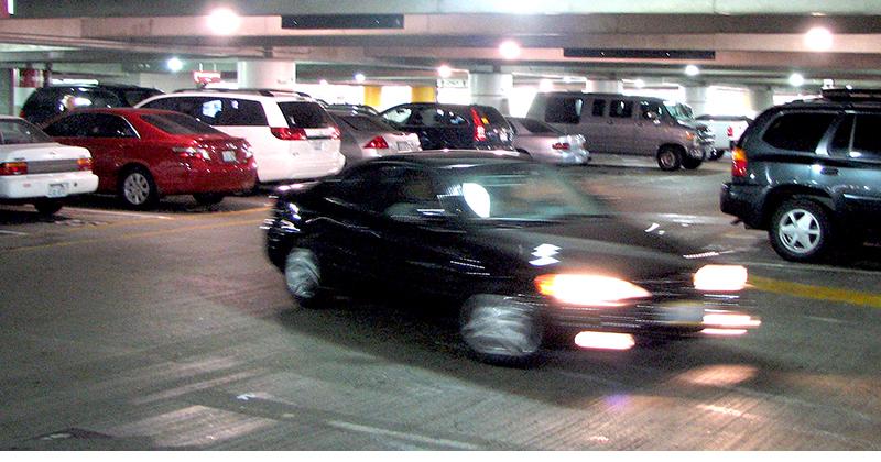 Parking increase