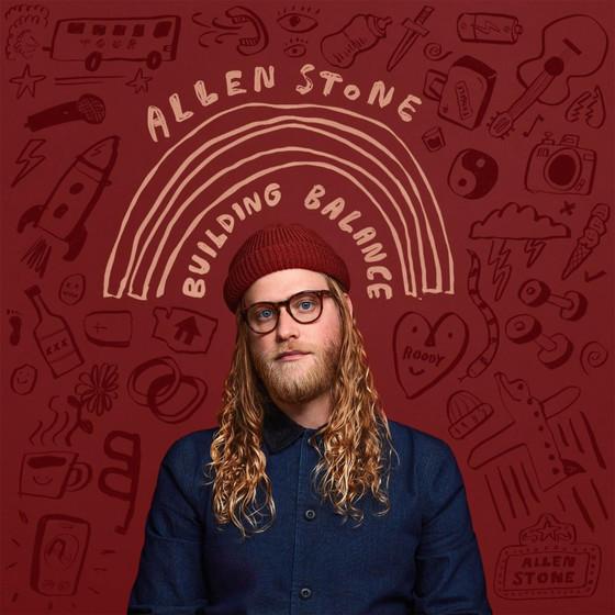 Allen Stone Finding Balance Album cover art