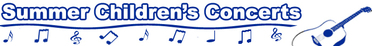 childrens concerts mill creek