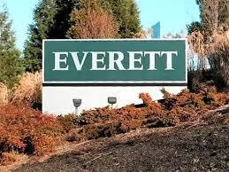 Everett Sign