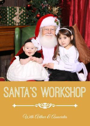 Santa's Workshop Photo