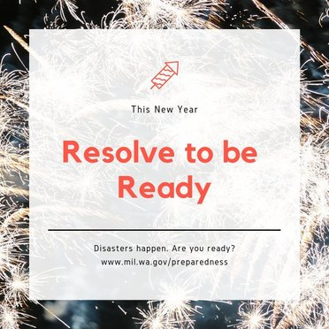 Resolve to be Ready Logo