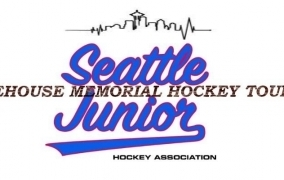 Seattle Junior Hockey Association Logo