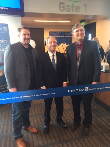 Photo at Paine Field of United Launch