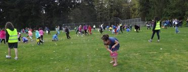 Photograph of previous Mill Creek Easter Egg Hunt