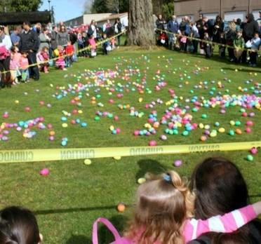 Photograph of Mountlake Terrace Easter Egg Hunt