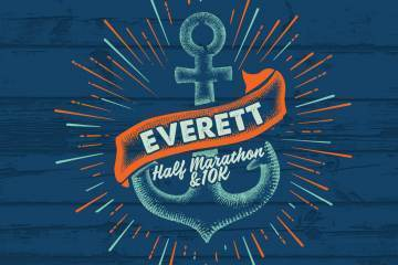 Logo for Everett Half