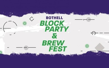 Bothell Block Party and Brewfest Logo